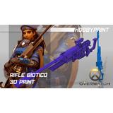 Ana Captain Amari Rifle Overwatch (3d Print)