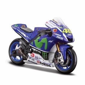 Miniatura Yamaha Moto Gp 2015 - Valentino Rossi - 1:18