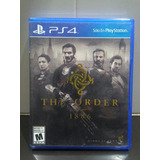 The Order 1889. Ps4