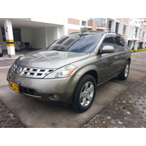 Impecable Nissan Murano 4wd