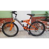 Bicicleta Turbo Rodada 24
