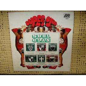 Soul Clan - Lp Vinilo Ben E King Arthur Conley Don Covay
