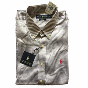 Camisa Social Ralph Lauren Masculina Original - Tam: M - P1