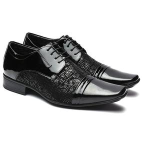 cf7d05a46 Sapato Social Masculino Jota Pe Verniz Tamanho 44 - Sapatos Sociais ...