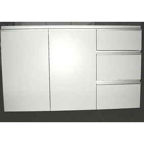 Bajomesada Cocina 1m Con Aluminio Fabricantes Zona Norte