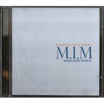 Cd Banda Catedral - M I M (original)