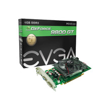 Placa De Vídeo Vga 1024mb (1gb) Geforce 9800 Gt Ddr3 Hdmi