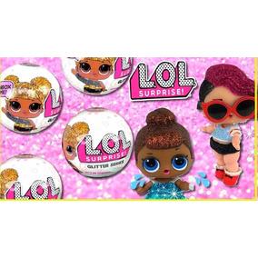 Boneca Lol Surprise Serie Glitter Original Eua 7 Surpresas