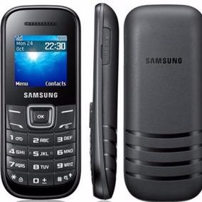 Samsung E1205 Keystone 2 - 1chip, Rádio Fm - Novo