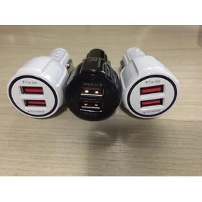 Carregador Automotivo Original - Para Iphone 5/6/7e Android