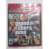 Grand Theft Auto Iv.-ps3