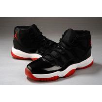 Zapatos Jordan Retro 11 Patente Talla 36 Al 45