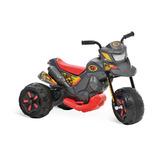 Moto Infantil Elétrica Bandeirante Xt3 Grafite