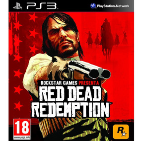 Juego Ps3 Rock Star Games Red Dead Redemption