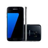 Celular Smartphone Galaxy S7 Flat 4g G930f 32gb - Novo C/ Nf