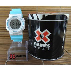 Relógio Unissex X Games Mod: Xkppd023 Bxax ( Nf)