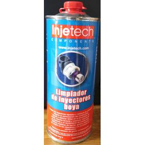 Injetech Limpiador De Inyectores Boya, Caja 12 Piezas.
