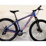 Bicicleta Bike Aro 29 Trust Bruce 2018 21v Shimano + Brinde