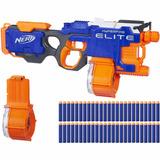Nerf Hyperfire Elite Blaster Arma Hasbro - Giro Didáctico