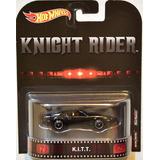 Hot Wheels Kitt De La Serie Knight Rider Año 2016