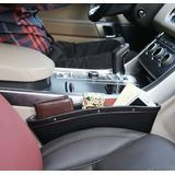 Porta Objetos Auto Asiento Tunning Organizador Cuero Puxida