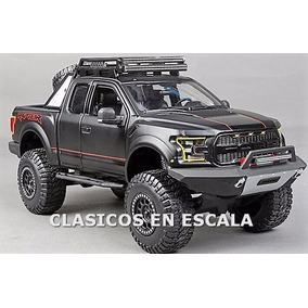Ford F-150 Raptor 2017 Pick Up Off Road Real - N Maisto 1/24