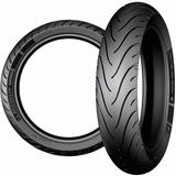 Llanta Michelin 110/70r-17 Pilot Street Radial