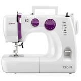 Máquina De Costura Elgin Prátika - 110v - Jx2051