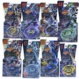 Kit 8 Beyblades Sin Lanzador L Drago Big Bang Pegasus
