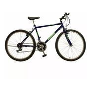 Bicicleta Mountain Bike Acero Rodado 26 18v M1