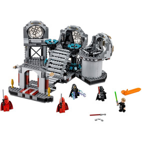 Lego Star Wars Duelo Final Darth Vader Luke 723pç Compatível