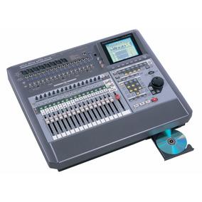Mesa De Gravação Digital Roland Vs2480cd Completa