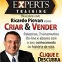 Experts Training- Ricardo Piovan (expert Milionário)