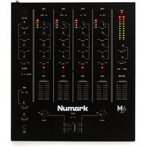 Numark M6 Usb Mixer 4 Canales Consola Mezcladora Dj Todelec