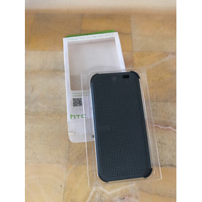 Htc Dot View M8 Gris Original