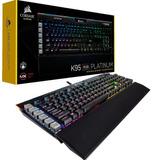 Teclado Gamer Mecánico Corsair K95 Platinum Rgb