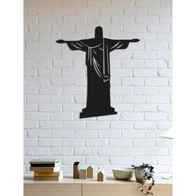 993c413998b Adesivo De Parede Cristo Redentor Monumento Wanshington Paredes ...