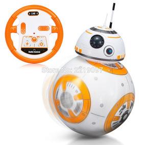 Robô Bb8 Star Wars Droid Sphero O Despertar Da Força 2.4ghz