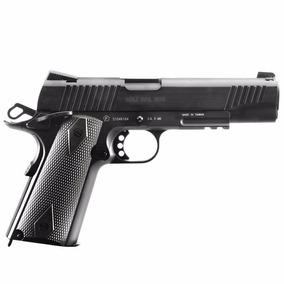 Colt 1911 Mk Iv Full Metal Co2 6mm Airsoft 344 Fps.blowback
