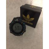Nuevo Reloj adidas Digital Extensible Plástico Con Luz