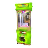Arcade Grúa Superbox 3 Crane Game Machina Con Billetero