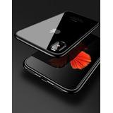 Funda Premium Iphone X + Cristal Templado 5d