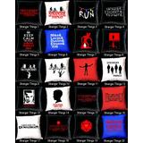 Almohadones Estampados Serie Stranger Things Eleven 40x40cm