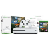 Microsoft Xbox One S 1tb Rocket League Bundle, Blanco