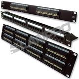 **patch Panel Lanpro P24c6 Cat. 6 Rack**