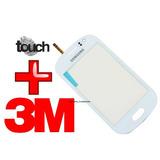 Tela Touch Samsung Galaxy Fame Gt-s6812b S6810b Original