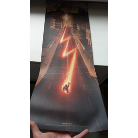 Poster The Flash (série) - Omeletebox Exclusive