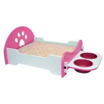 Cama Pequeno Porte Para Cães E Gatos De Raças Vira Latas