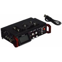 Grabadora Tascam Dr-70d Multipista