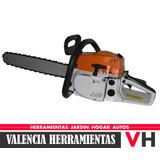 Motosierra A Gasolina American Boss 52cc Espada Y Cadena 20